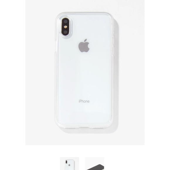 Sonix Clear IPhone XS Max Case